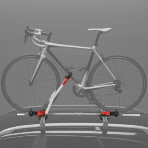Porta Bicicleta P/techo alum (rueda)